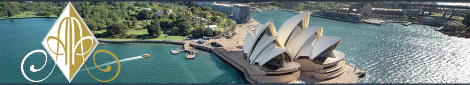 Sydney Opera House - Homepage header