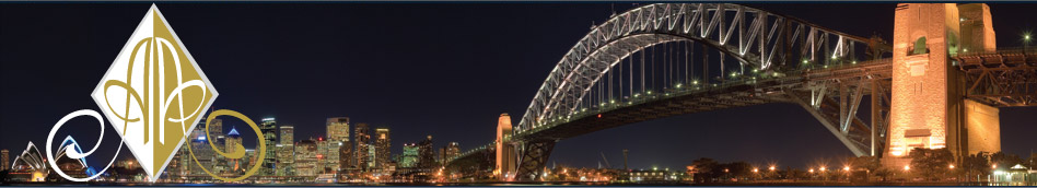 Sydney Harbour Bridge - About Us header